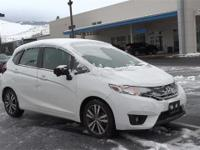 Fit EX, 4D Hatchback, 1.5L I4, 6-Speed Manual, White