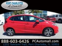 CARFAX One-Owner. Clean CARFAX. 2015 Honda Fit EX FWD