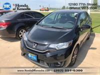 Recent Arrival! 2015 Honda Fit 4D Hatchback EX 1.5L I4
