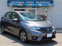 This Honda Certified Fit 5dr HB CVT EX is Priced Below