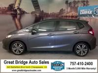 2015 Honda Fit 16 Alloy Wheels, ABS brakes, Electronic