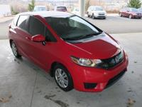 CARFAX One-Owner. Clean CARFAX. 2015 Honda Fit LX Red