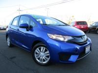 Options:  2015 Honda Fit Lx|1.5L I4 16V|Continuously