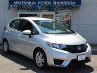 This Honda Certified Fit 5dr HB CVT LX  is a New