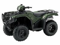 Make: Honda Year: 2015 Condition: New Honda s FourTrax