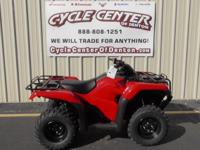 (940) 580-2914 ext.753 This 2015 ATV knows how to