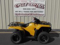 (940) 580-2914 ext.812 Great all around ATV whether for