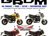 2015 Grom For Sale / In Stock Soon at Honda of
