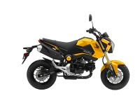 the Honda Grom has probably put smiles on more peoples