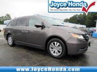 Recent Arrival! Honda Certified, Balance of Manufacture