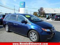 Honda Certified, Excellent Condition, CARFAX 1-Owner.