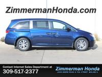 Check out this Front Wheel Drive *2015 Honda Odyssey