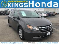 New Price! CARFAX One-Owner. 2015 Honda Odyssey EX-L