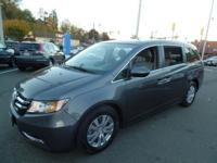 Looking for a clean, well-cared for 2015 Honda Odyssey?