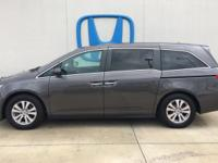 Check out this 2015 Honda Odyssey EX-L. Its Automatic