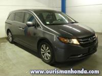 2015 HONDA ODYSSEY EX-L REAR ENTERTAINMENT SYSTEM 2