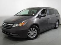 WAS $29,950. Honda Certified, CARFAX 1-Owner, Excellent