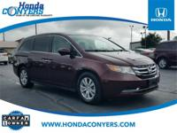***Tax Season Saver*** New Price! 2015 Honda Odyssey