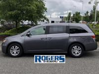 This Honda Odyssey is a great car for you and your