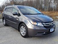 Look at this 2015 Honda Odyssey EX-L. Its Automatic