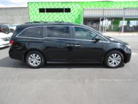 Look at this 2015 Honda Odyssey 5dr EX-L. Its Automatic