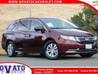Recent Arrival! CARFAX One-Owner. Clean CARFAX. Maroon