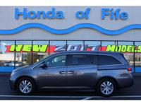 PREMIUM & KEY FEATURES ON THIS 2015 Honda Odyssey