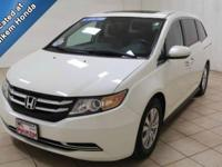 This 2015 Honda Odyssey is the ultimate family van,