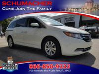 Options:  2015 Honda Odyssey Ex-L| |3-Row Side Curtain