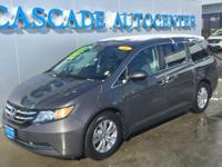 Odyssey EX-L, 4D Passenger Van, 3.5L V6 SOHC i-VTEC