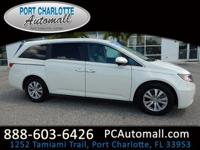 ***HONDA CERTIFIED***   A great deal in Port Charlotte!