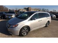 CARFAX One-Owner. 2015 Honda Odyssey Touring Elite
