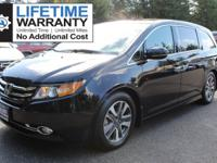 Look at this 2015 Honda Odyssey . Its Automatic