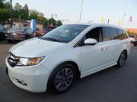 Check out this gently-used 2015 Honda Odyssey we