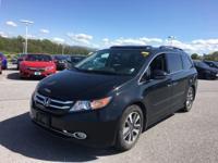 Odyssey Touring Elite, 3.5L V6 SOHC i-VTEC 24V, and