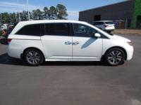 Look at this 2015 Honda Odyssey 5dr Touring. Its