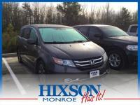 You can find this 2015 Honda Odyssey Touring Elite and