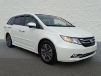 Honda Certified, CARFAX 1-Owner, Clean. EPA 28 MPG