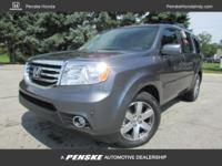 This 2015 Honda Pilot 4dr 4WD 4dr Touring with RES & &