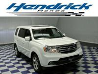 This 2015 Honda Pilot 4dr 4WD 4dr EX-L 4x4 SUV features