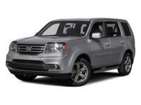 CARFAX 1-Owner. EX trim, Modern Steel Metallic exterior