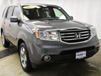 Lujack's is excited to offer this 2015 Honda Pilot.