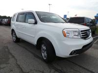 Come see this 2015 Honda Pilot EX. Its Automatic