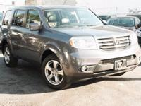 New Price! Recent Arrival! Certified. 2015 Honda Pilot
