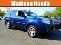 RECENT MADISON HONDA TRADE, SERVICE RECORDS AVAILABLE,
