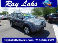 CARFAX 1-Owner. Modern Steel Metallic exterior and