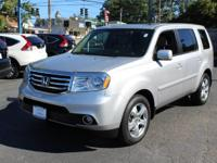 This outstanding example of a 2015 Honda Pilot EX-L is