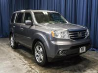 One Owner Clean Carfax AWD SUV with Headrest DVD