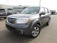 Options:  2015 Honda Pilot Ex-L|4X4 Ex-L 4Dr Suv|Don't