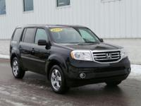 Looking for a clean, well-cared for 2015 Honda Pilot?